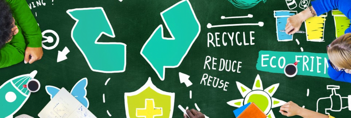 Ecological ideas to Recycle
