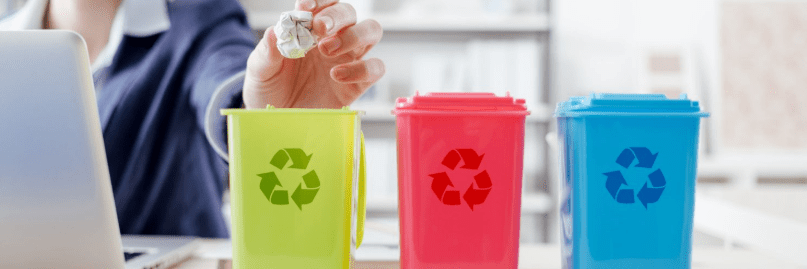 Different Types of Trash Bins