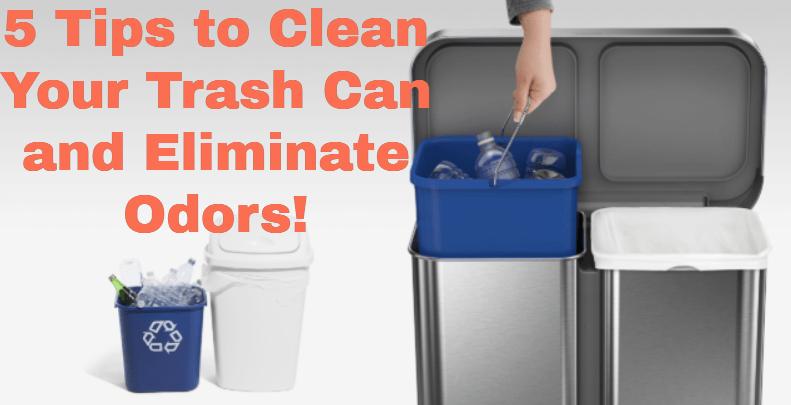 Remove Trash Odors