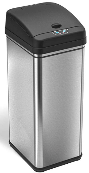 The Price of an Automatic Trash Can is Affordable