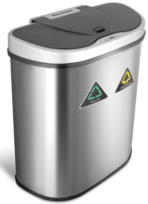 best automatic kitchen trash can