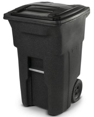 toter trash can 96 gallon