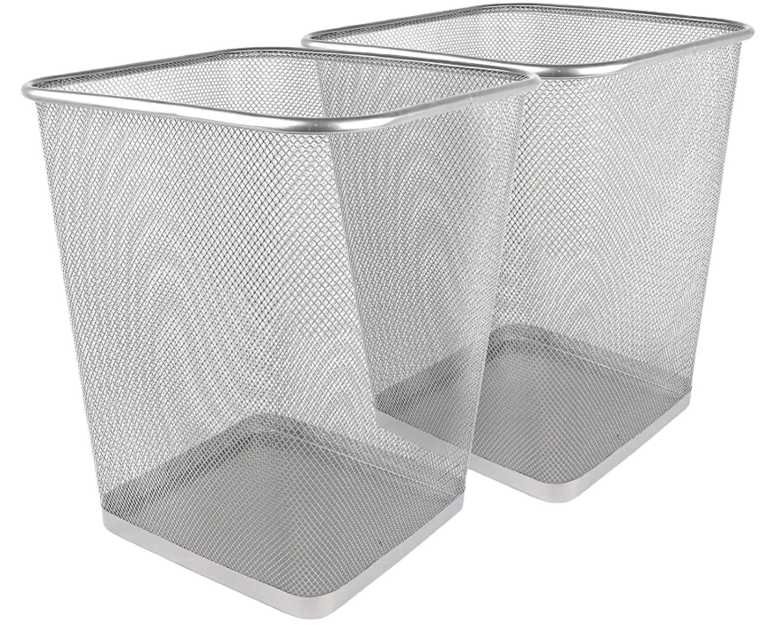 mesh garbage can