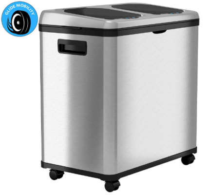 iTTouchless Sensor Trash Can