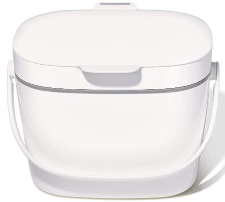 oxo good grips easy clean compost bin