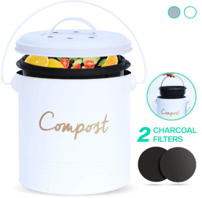 Compost Bin for Kitchen Counter