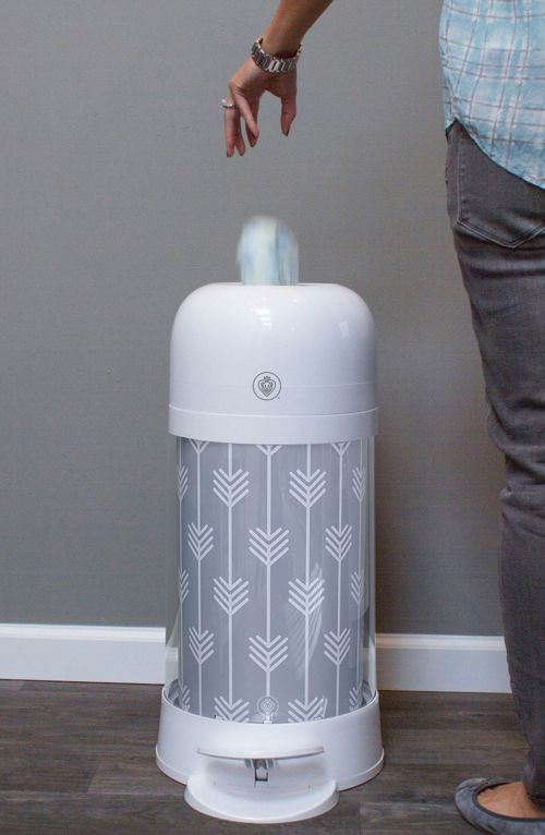 best trash can for diapers